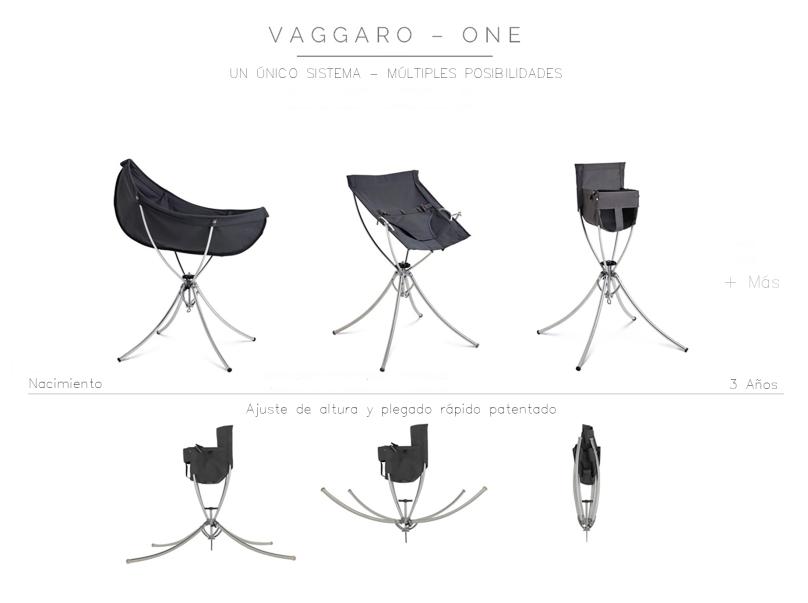 vaggaro system 5 español